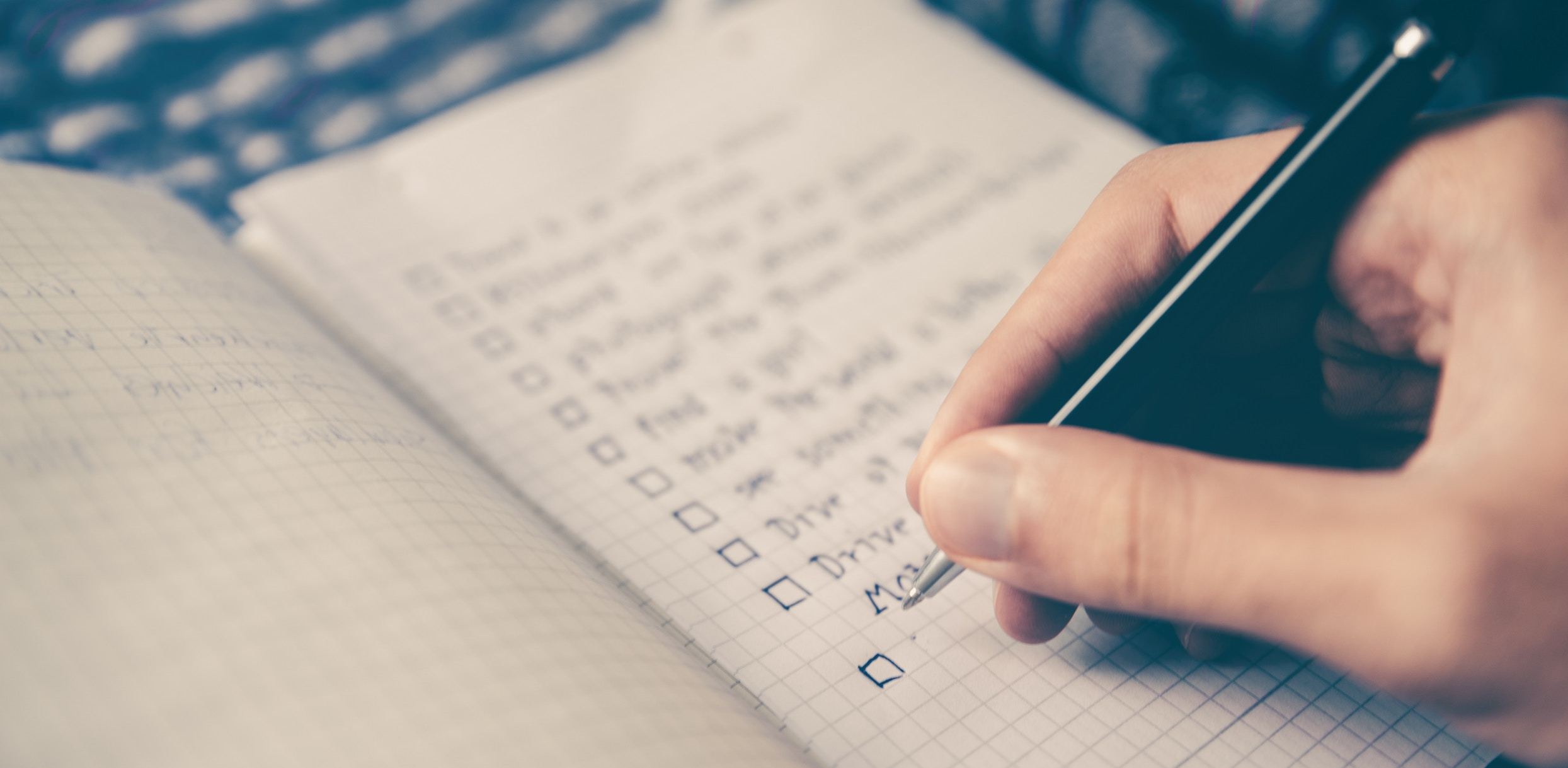 Mastering to do lists